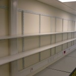 Twin Slot Shelving
