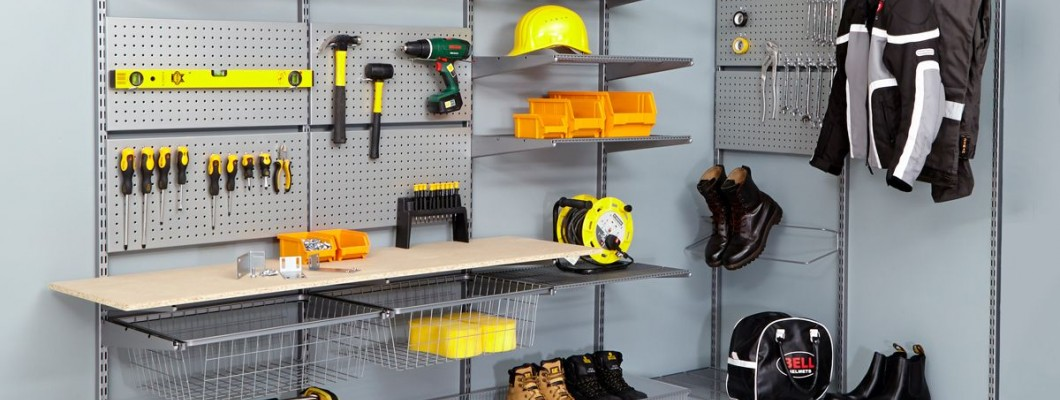 Why use Twin Slot Shelving over any other shelving system?