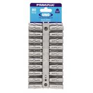 RawlPlug Uno Wall Fixings 10x36mm - Pack 80