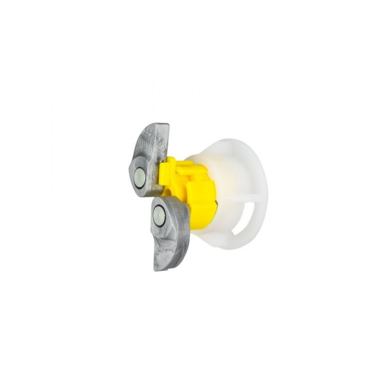 GripIt 152-254 15mm Yellow Plasterboard Fixings - Pack of 4