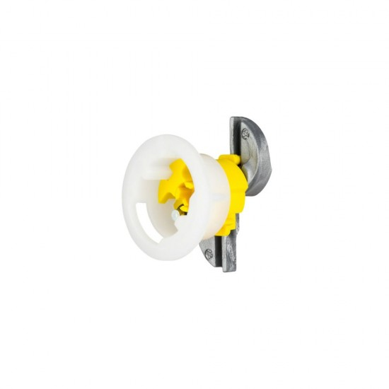 GripIt 152-258 15mm Yellow Plasterboard Fixings - Pack of 8