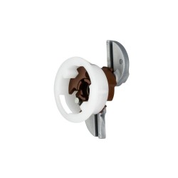 GripIt 202-304 20mm Brown Plasterboard Fixings - Pack of 4