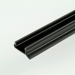 2m ProFrame 'H' Cladding Extrusion