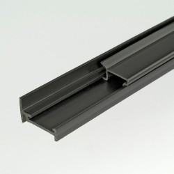 2m ProFrame Single Glazing Extrusion