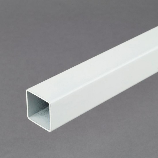3m ProFrame White Square Tube