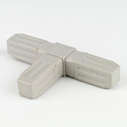 ProFrame Grey 3 Way Flat Joint