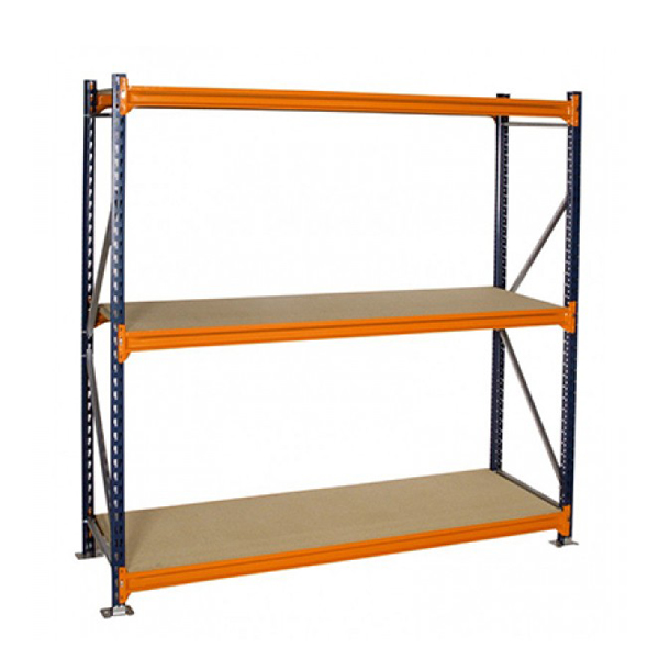 Shop Rapid Racking Twin Slot Shelving