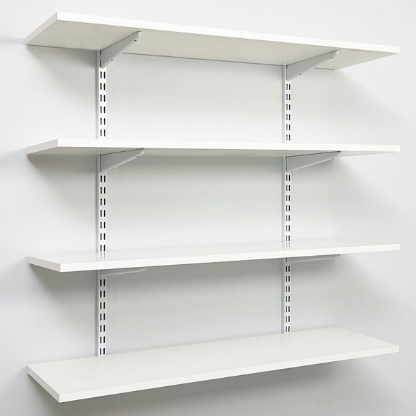 Twin Slot Shelving Systems